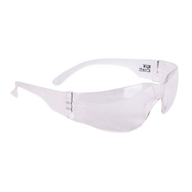 TORK CRAFT SAFETY EYEWEAR GLASSES SMART BIT CLEAR SOUTH AFRICA