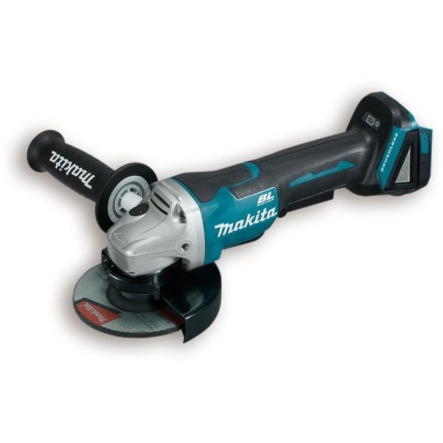 Picture of Makita Cordless Angle Grinder DGA463ZK Variable Speed 115MM