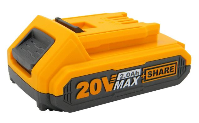 INGCO BATTERY 20V LI 2AH WITH INDICATOR SOUTH AFRICA