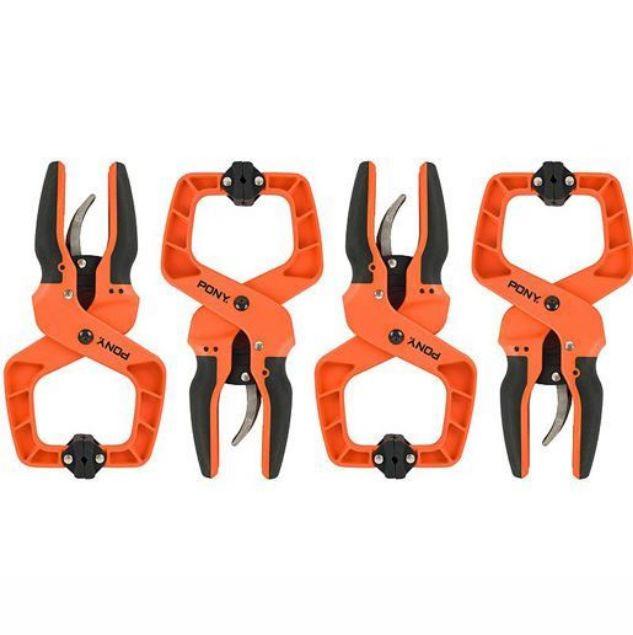 "PONY RATCHET CLAMP SET 2"" 4 PIECE  south africa"