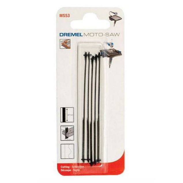 DREMEL MS53 5PC MOTO-SAW METAL BLADES south africa