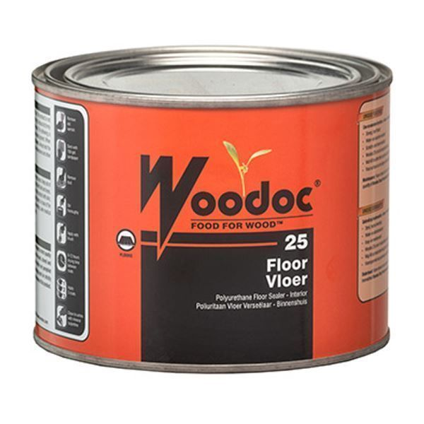 WOODOC 25 FLOOR CLEAR SATIN 500ML  SOUTH AFRICA