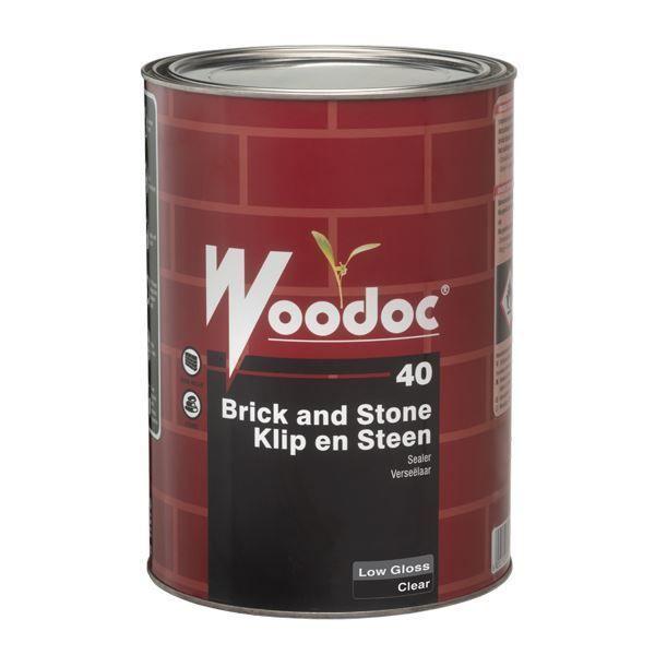 WOODOC 40 BRICK & STONE SEALER 1L SOUTH AFRICA
