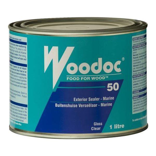 WOODOC 50 MARINE VARNISH 500ML SOUTH AFRICA