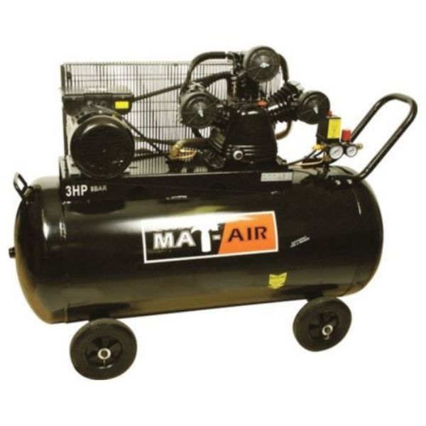 MATAIR COMPRESSOR 100L 2.2KW 3HP south africa