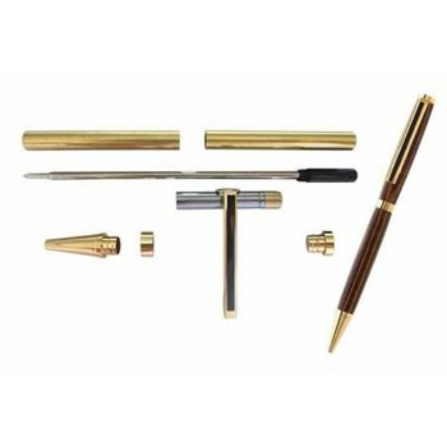 Picture for category SLIMLINE PEN KITS AND ACCESSORIES