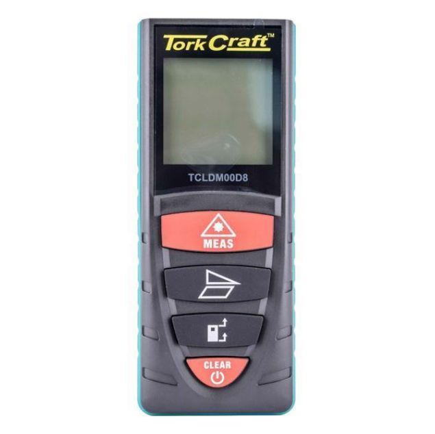 TORK CRAFT 40M LASER MEASURE SOUTH AFRICA