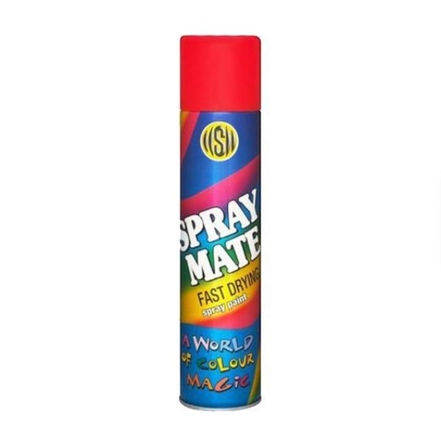 SPRAYMATE SIGNAL RED 250ML south africa