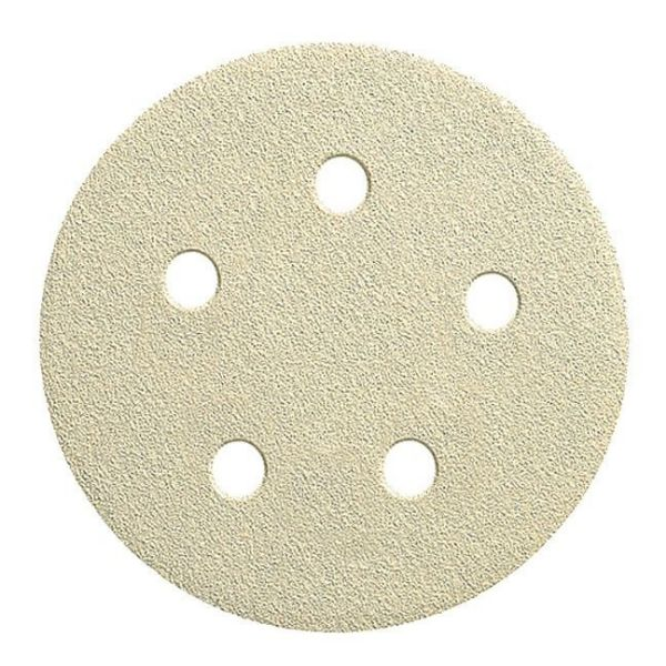 LINGSPOR DISC PACK VELCRO W/HOLES 150MM P180 Q:5 south africa