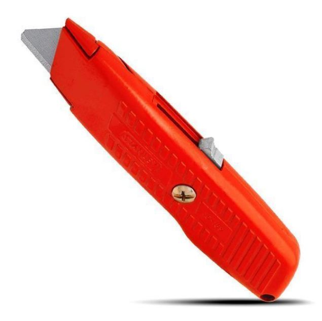 STANLEY KNIFE SELF RETRACTING SAFETY