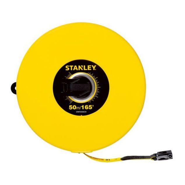 STANLEY TAPE FIBREGLASS C/CASE 50M SOUTH AFRICA