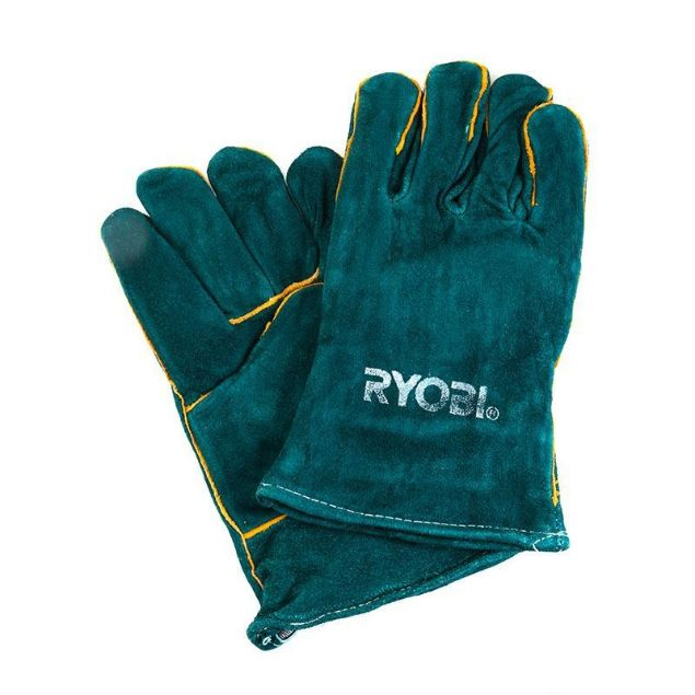 RYOBI GLOVES GREEN 50MM SOUTH AFRICA