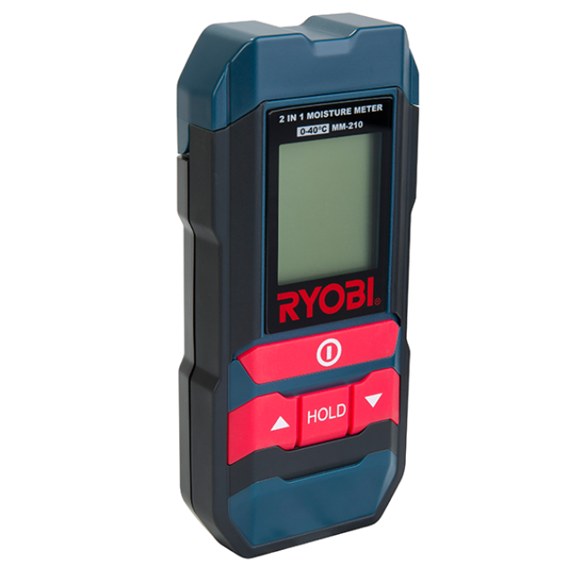 RYOBI MOISTURE METER 2-IN-1 SOUTH AFRICA