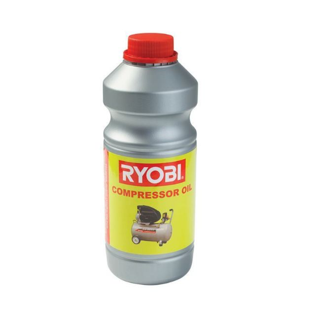 RYOBI COMPRESSOR OIL 1LTR SOUTH AFRICA