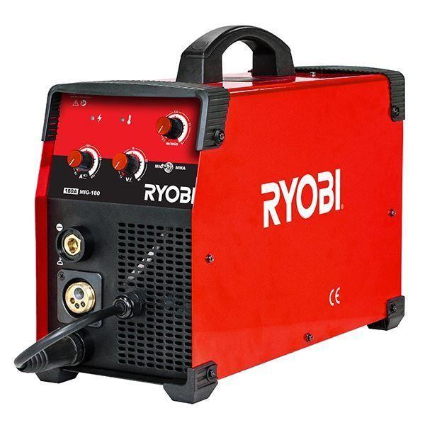 RYOBI METAL INERT GAS WELDER 180AMP SOUTH AFRICA