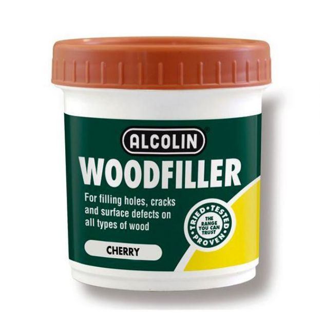 ALCOLIN WOODFILLER CHERRY 200G SOUTH AFRICA