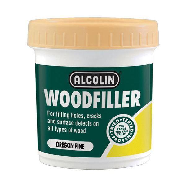 ALCOLIN WOODFILLER OREGON PINE  200G SOUTH AFIRCA