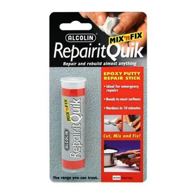 ALCOLIN MIX & FIX REPAIRIT QUICK 57G SOUTH AFRICA