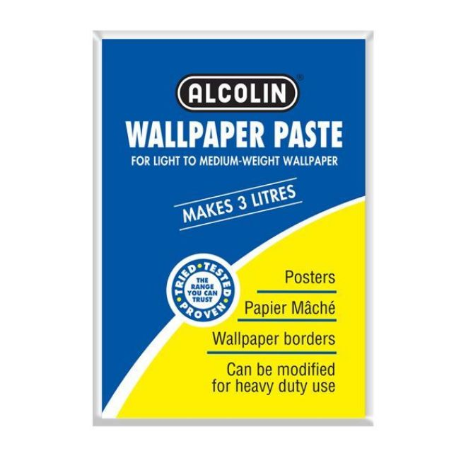 ALCOLIN 50G WALL PAPER PASTE SOUTH AFRICA