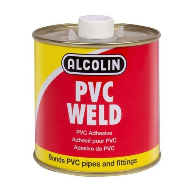 ALCOLIN 50ML PVC WELD TUBE SOUTH AFRICA