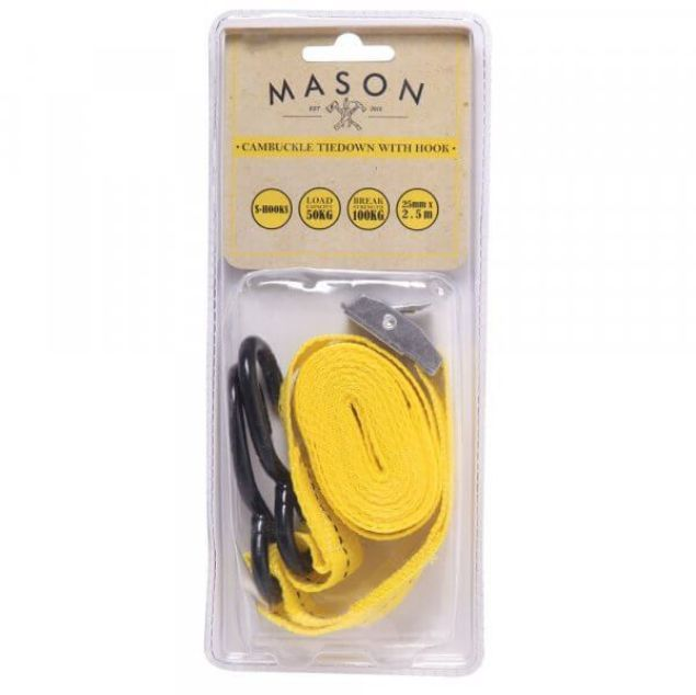 MASON TIEDOWN CAMBUCKLE WITHOUT S-HOOK C2