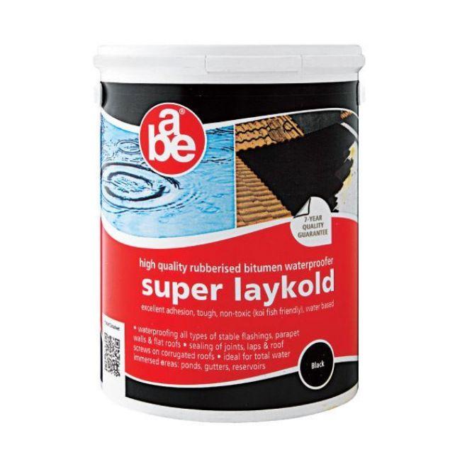 SUPER LAYKOLD 5L BLACK SOUTH AFRICA