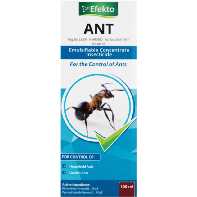 EFEKTO ANT 100ML SOUTH AFRICA