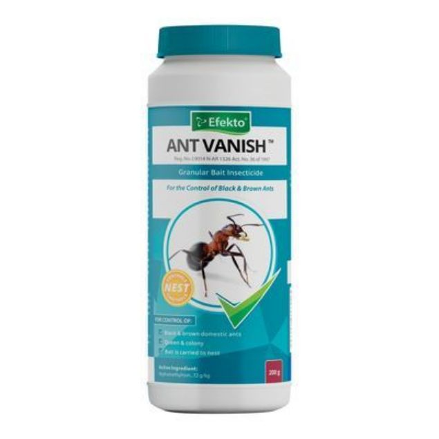 EFEKTO ANT VANISH - OUTDOOR GRANULES 200G SOUTH AFRICA