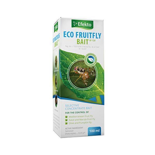 EFEKTO ECO FRUITFLY BAIT 100ML SOUTH AFRICA