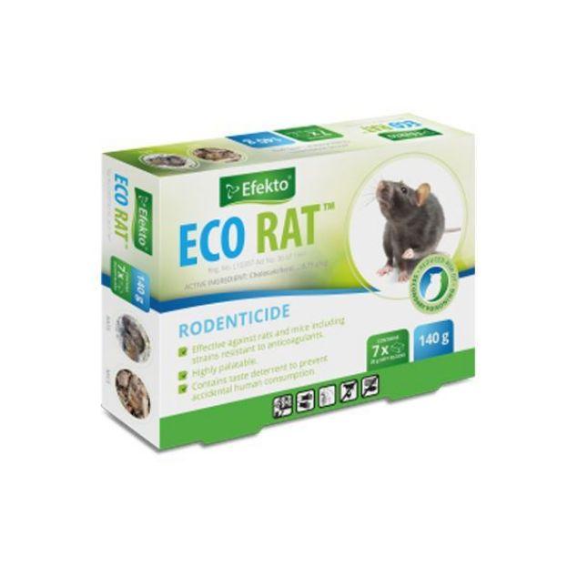 EFEKTO ECO RAT 140G SOUTH AFRICA