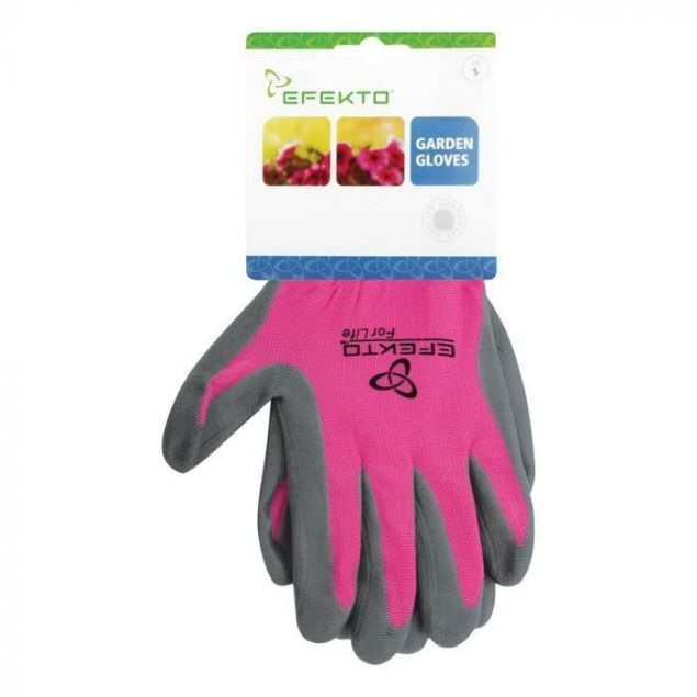 EFEKTO GLOVES PINK NITRILE - LARGE SOUTH AFRICA