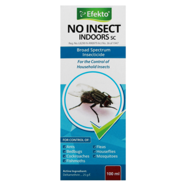 EFEKTO NO INDOOR INSECT 100ML south africa