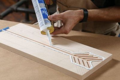 How to create dramatic inlays with epoxy