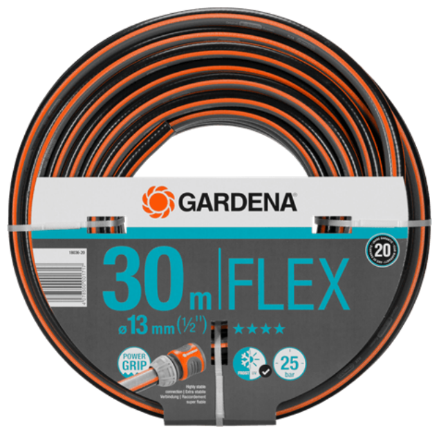 GARDENA HOSE COMFORT FLEX 13MM x 30M SOUTH AFRICA