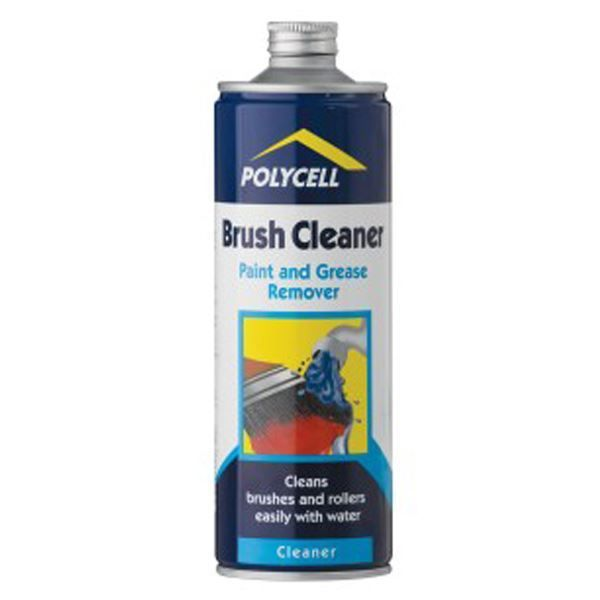 POLYCELL BRUSH CLEANER 500ML SOUTH AFRICA