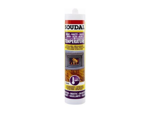 Soudal Oven Sealant Temperature 300ml
