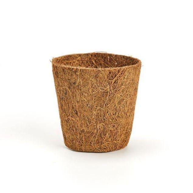 Fiber Pots — 8cm Round (24 pack) South Africa