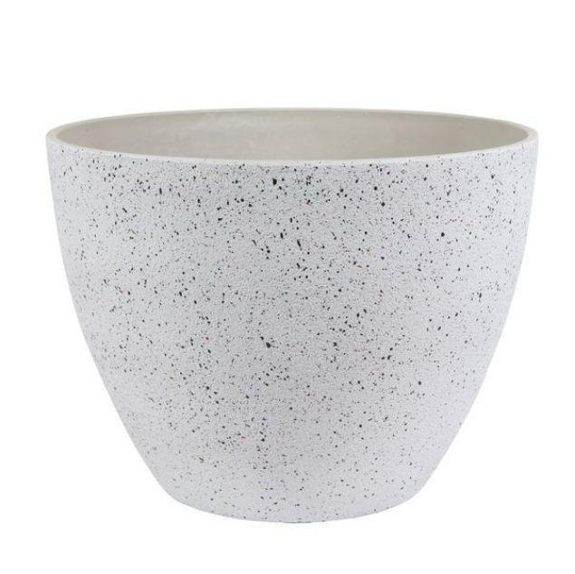 GOOD ROOTS Ceramix Nova Bowl: Terrazzo White South Africa