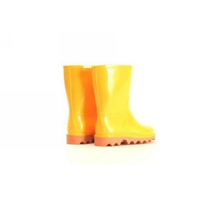 NEPTUNE Clipper Boot: Sunshine Yellow SOUTH AFRICA