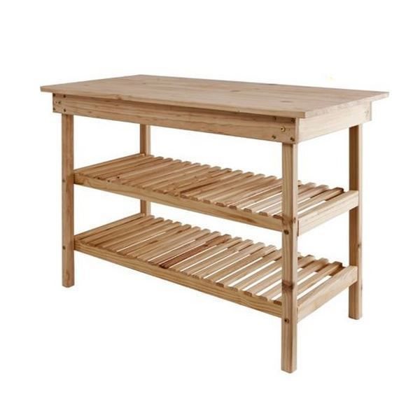 COLTIMBERS WORKBENCH PINE 600 X 1500MM SOUTH AFRICA
