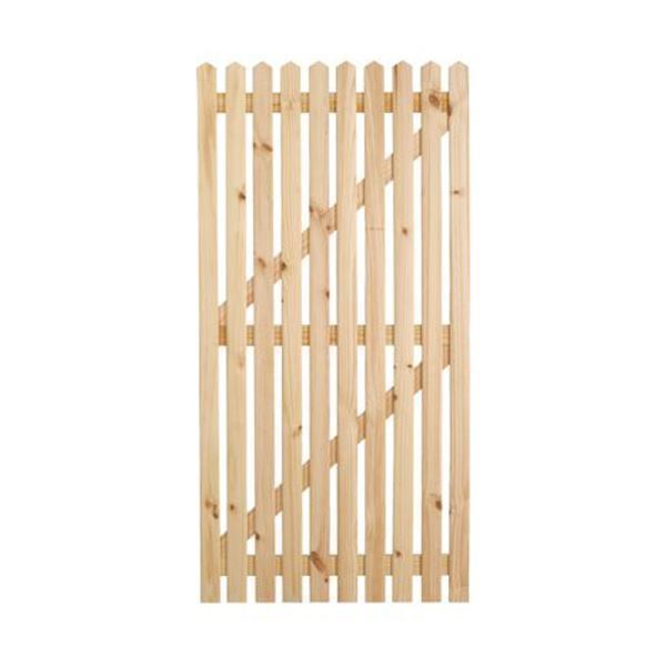 COLTIMBERS PICKET GATE PINE 900 X 900MM SOUTH AFRICA