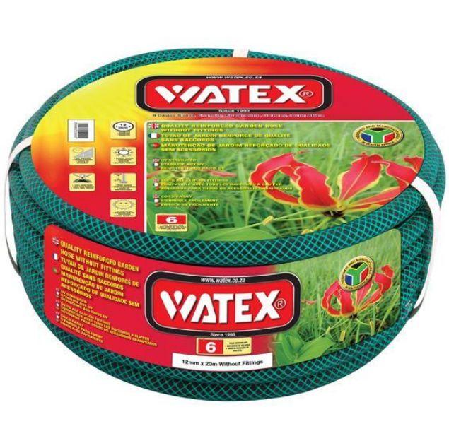 WATEX Watex Garden Hose - 20m x 12mm SOUTH AFRICA