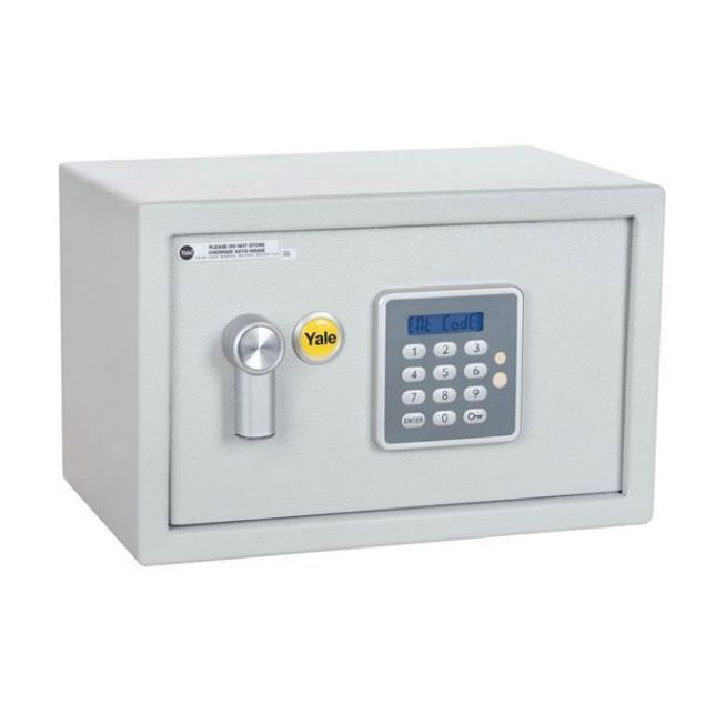 YALE ALARMED SECURITY SAFE SMALL 200x320x200 SOUTH AFRICA