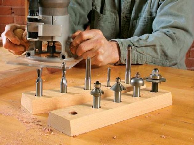 Picture for category Router Bits & Accessories