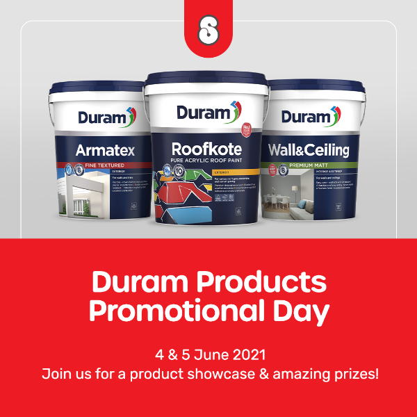 Picture of DURAM PRODUCTS PROMOTION DAY