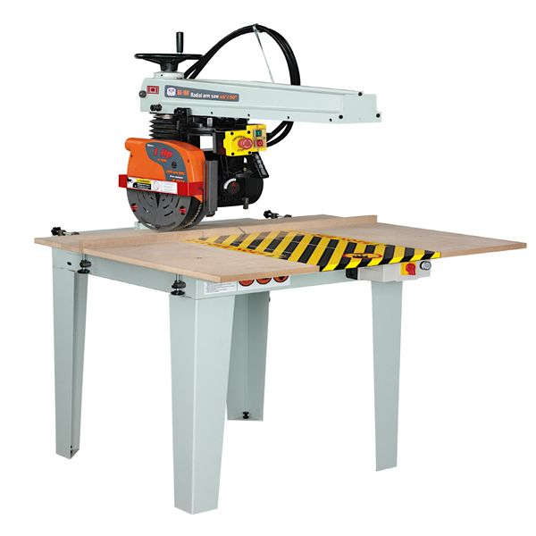 Picture of TOOLMATE BS-168 RADIAL ARM SAW - CLEARANCE ITEM