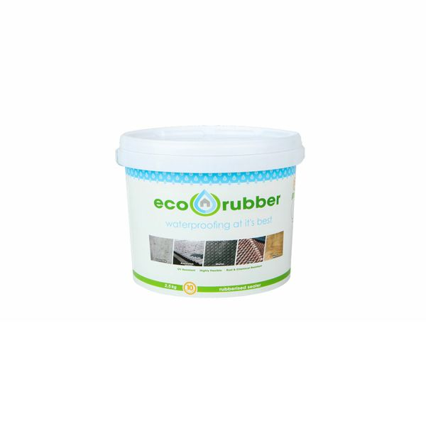 ECO RUBBER DIY GREEN 5KG  SOUTH AFRICA
