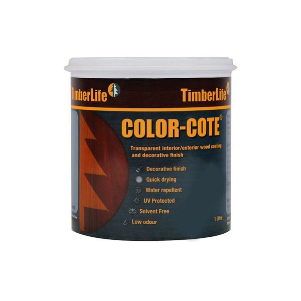 TIMBERLIFE COLOR-COTE AM CLEAR 1L  SOUTH AFRICA