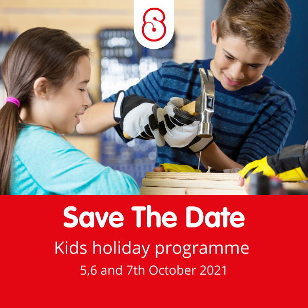 Picture of SAVE A DATE: KIDS WORKSHOP