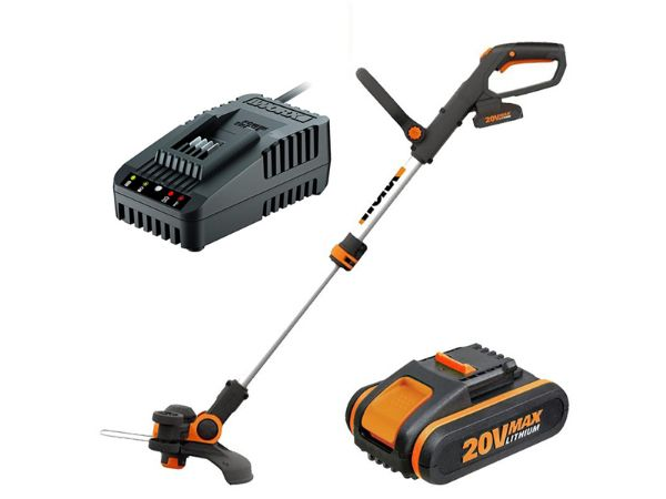 WORX Trimmer Battery and Charger
